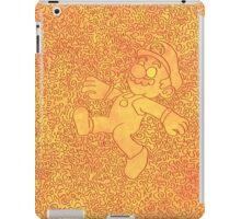 Mario Lava iPad Case/Skin