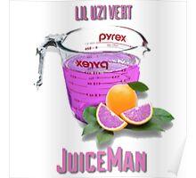 Juice Man Poster
