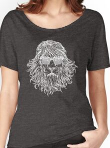 LION WITH GLASSES LAST MAN ON EARTH Tandy Phil Miller Women's Relaxed Fit T-Shirt