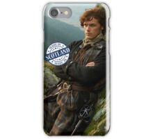 Outlander/Jamie Fraser/Made in Scotland iPhone Case/Skin
