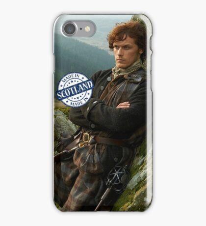 Outlander/Jamie Fraser/Made in Scotland iPhone Case/Skin