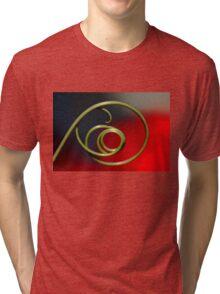 Corkscrew Tri-blend T-Shirt