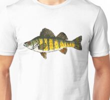 Yellow Perch Unisex T-Shirt