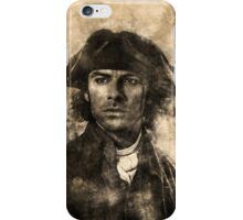 Autumn lingered iPhone Case/Skin