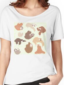 Sloth-mania Women's Relaxed Fit T-Shirt