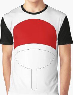 *Uchiha Clan Logo* Graphic T-Shirt