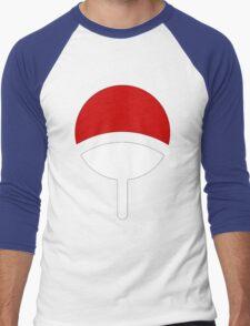*Uchiha Clan Logo* Men's Baseball ¾ T-Shirt