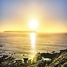 Titahi Bay Sunset, Wellington, NZ by SeeOneSoul