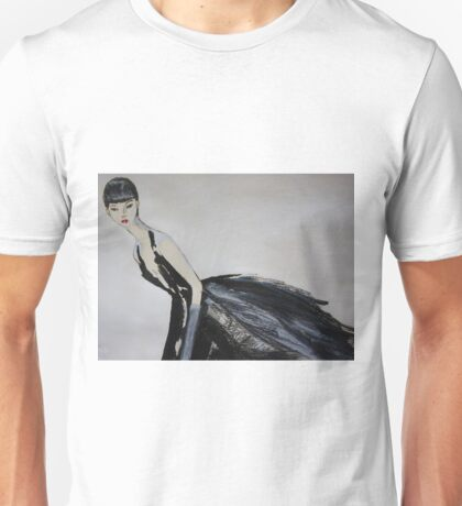 Ming  (Self-Portrait) Unisex T-Shirt