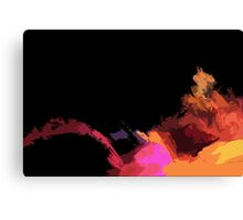 Elf & Phoenix Canvas Print