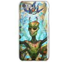 The Insect King's Coronation iPhone Case/Skin
