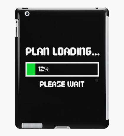 12 Percent of a Plan iPad Case/Skin