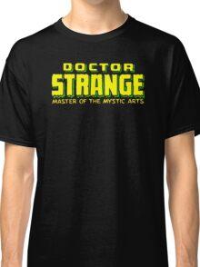 Doctor Strange - Classic Title - Clean Classic T-Shirt