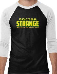 Doctor Strange - Classic Title - Clean Men's Baseball ¾ T-Shirt