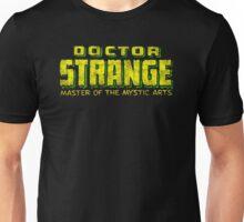 Doctor Strange - Classic Title - Dirty Unisex T-Shirt