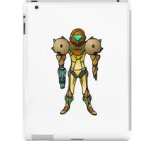 Samus Drawing iPad Case/Skin