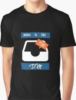 Down in the DM Graphic T-Shirt