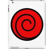 *Uzumaki Clan Logo * iPad Case/Skin