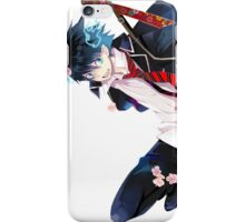 rin sm exorcist  iPhone Case/Skin