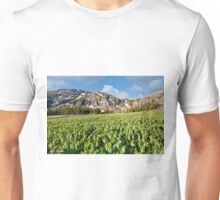 Meadow of False Hellebore at Ice Lakes Basin Unisex T-Shirt