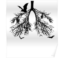 Bats in My Lungs Poster
