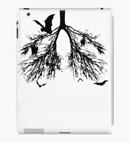 Bats in My Lungs iPad Case/Skin