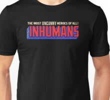 The Inhumans - Classic Title - Clean Unisex T-Shirt