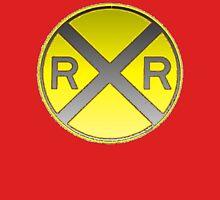 Railroad Crossing Unisex T-Shirt