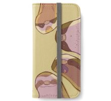 Sloth Friends iPhone Wallet/Case/Skin