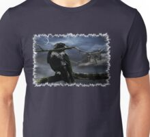 "Quoth The Raven, ""Nevermore"" Unisex T-Shirt"