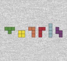Tetris Kids Tee