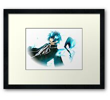 rin with his smirk  Framed Print