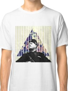 Benito Mussolini  Classic T-Shirt