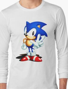 Sonic 3 Long Sleeve T-Shirt