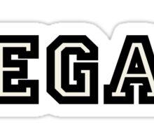 Vegan! Sticker