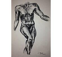 Figure Photographic Print