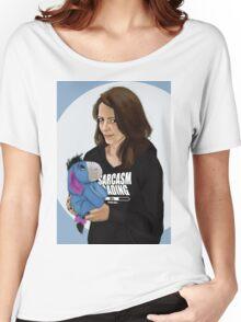 cute.  Women's Relaxed Fit T-Shirt