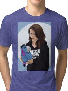 cute.  Tri-blend T-Shirt