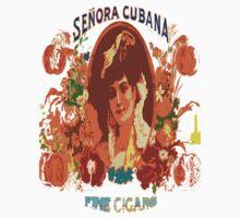 SENORA CUBANA  by AFROFUSION