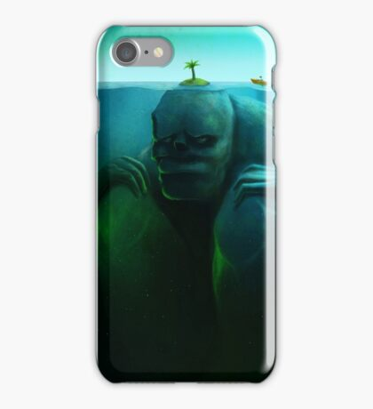 Lonely Island iPhone Case/Skin