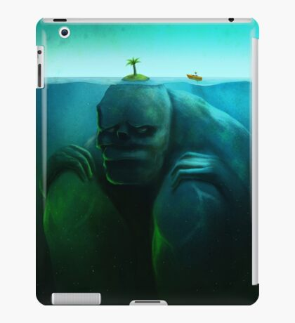 Lonely Island iPad Case/Skin