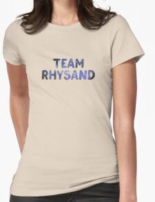 Team Rhysand Womens Fitted T-Shirt