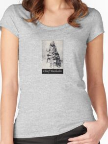 Chief Washakie Women's Fitted Scoop T-Shirt