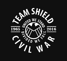 TEAM SHIELD - FIRST APPEARANCE TO MOVIE Unisex T-Shirt