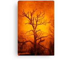 Tree of Enlightenment Canvas Print