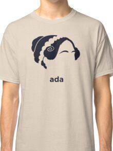 Ada Lovelace (Hirsute History) Classic T-Shirt