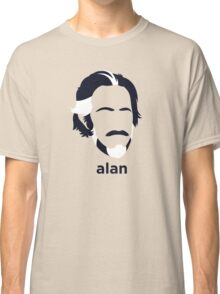 Alan Watts (Hirsute History) Classic T-Shirt