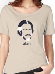 Alan Watts (Hirsute History) Women's Relaxed Fit T-Shirt