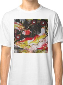 DNA - Abstract Section  Alternate Tote/Pillow Classic T-Shirt