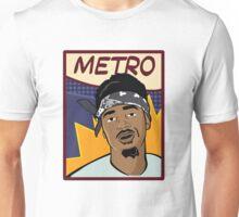 Metro Boomin Pop Art Unisex T-Shirt